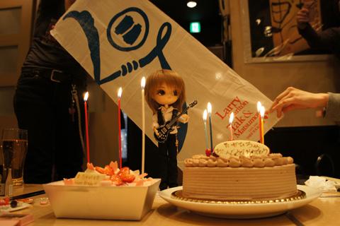 Happy Birthday to TAK MATSUMOTO